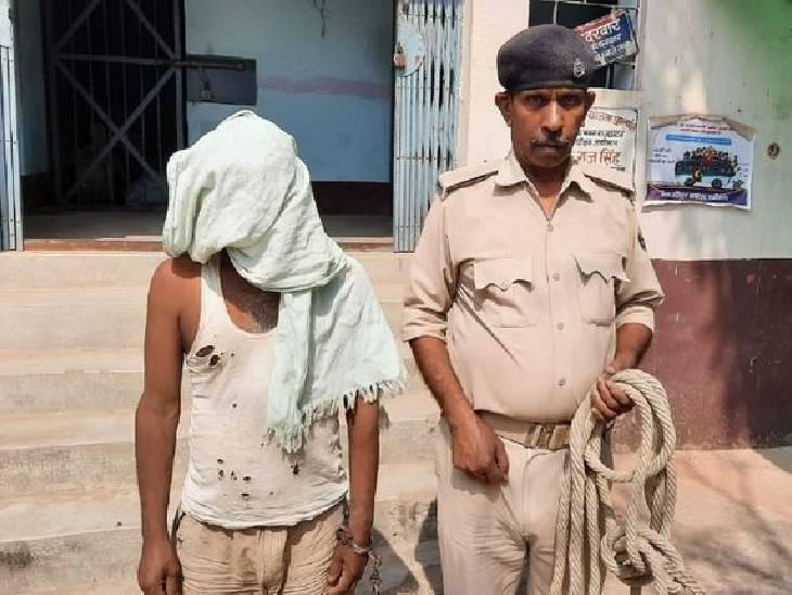 બિહારમાં 5 થી 7 વર્ષની બાળકીઓને ચોકલેટની લાલચ આપી દુષ્કર્મ આચરતા શખ્સની ધરપકડ કરાઈ|ઈન્ડિયા,National - Divya Bhaskar