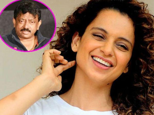 'થલાઈવી'નું ટ્રેલર જોયા બાદ રામ ગોપાલ વર્માએ કંગનાની માફી માગતા કહ્યું, 'તારા જેવી એક્ટ્રેસ દુનિયામાં નથી'|બોલિવૂડ,Bollywood - Divya Bhaskar