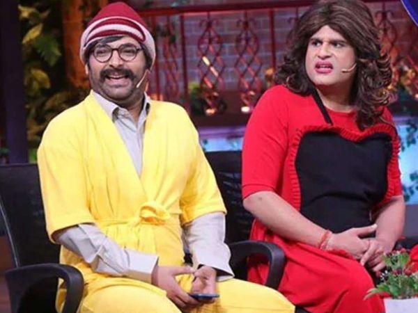 મે મહિનાથી કપિલ શર્માનો શો શરૂ થશે, સપનાનું પાત્ર ભજવનાર કૃષ્ણા અભિષેકે પુષ્ટિ કરી|ટીવી,TV - Divya Bhaskar
