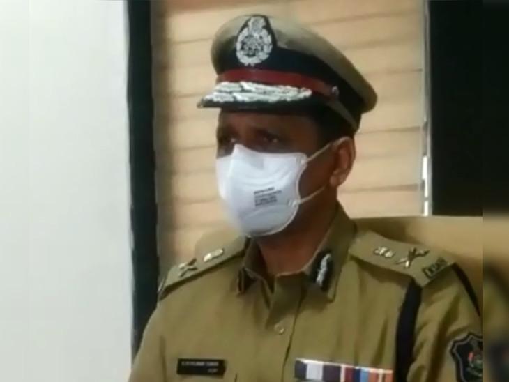 'જાહેર સ્થળો ઉપર માસ્ક વગર દેખાતાં વ્યક્તિને અચૂકપણે દંડ ફટકારાશે', પોલીસ કમિશનરે સ્પષ્ટતા કરી સુરત,Surat - Divya Bhaskar