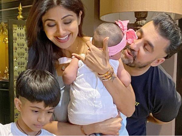શિલ્પા શેટ્ટીએ કહ્યું, જ્યારે સેટ પર હોઉં છું ત્યારે પરિવાર અને ઘરને ભૂલી જાઉં છું બોલિવૂડ,Bollywood - Divya Bhaskar