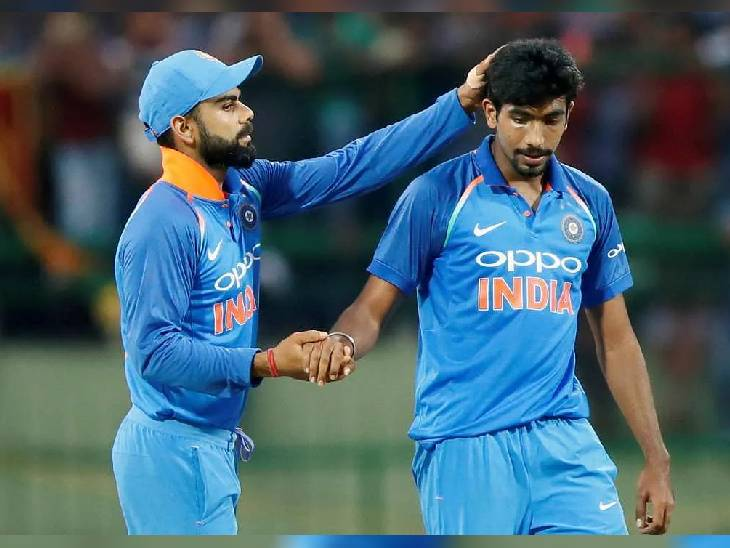 ICC રેન્કિંગમાં કિંગ કોહલીએ બાજી મારી; વનડેનો નંબર-1 બેટ્સમેન, બુમરાહ ચોથા ક્રમાંક પર પટકાયો|ક્રિકેટ,Cricket - Divya Bhaskar