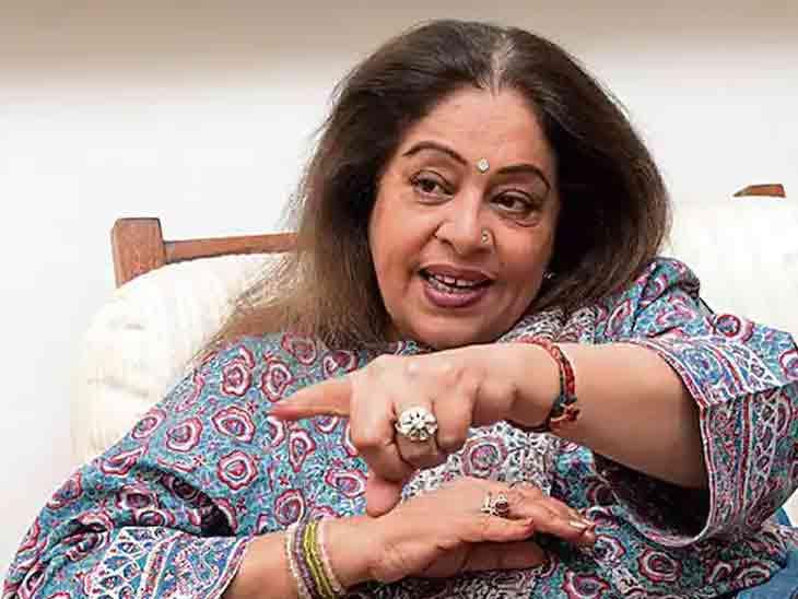 ભાજપનાં સાંસદ તથા એક્ટ્રેસ કિરણ ખેરને બ્લડ કેન્સર, ચાર મહિનાથી મુંબઈમાં સારવાર ચાલે છે|બોલિવૂડ,Bollywood - Divya Bhaskar