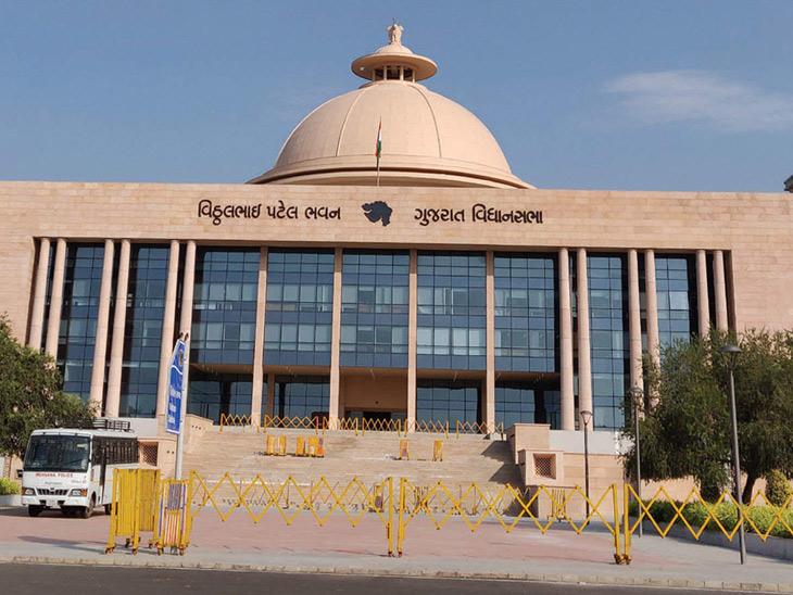 જાહેરનામા ભંગની કલમમાં સુધારો કરતું વિધેયક વિધાનસભામાં પસાર અમદાવાદ,Ahmedabad - Divya Bhaskar