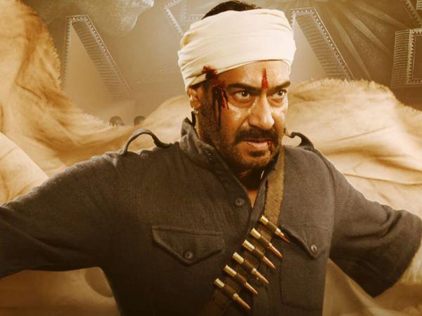 'બાહુબલી 2'ને પછાડી ફિલ્મે રિલીઝ પહેલાં જ 900 કરોડનો બિઝનેસ કર્યો, અજય દેવગન દમદાર લુકમાં જોવા મળ્યો બોલિવૂડ,Bollywood - Divya Bhaskar