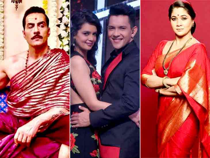 'અનુપમા'ના સેટ પર પહેલાં 5 અને હવે વધુ 2 પોઝિટિવ, આદિત્ય નારાયણ, અબ્રાર કાઝી, નારાયણી શાસ્ત્રીને પણ કોરોના ટીવી,TV - Divya Bhaskar