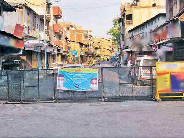 કોરોના સામે ઝૂકી સરકાર, બુધવારે મધરાતથી આખા રાજ્યનાં 20 શહેરમાં 30 એપ્રિલ સુધી રાત્રે 8થી સવારના 6 સુધી કર્ફ્યૂ|અમદાવાદ,Ahmedabad - Divya Bhaskar