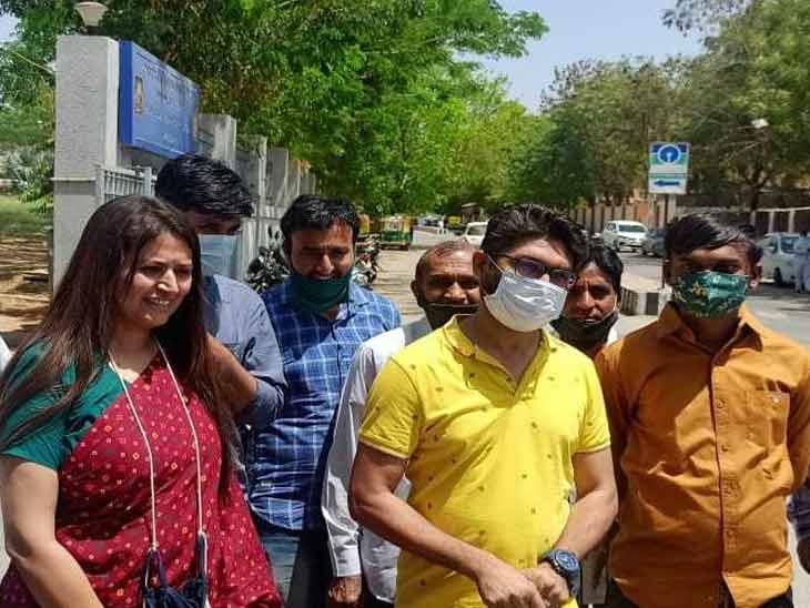 MLA જિજ્ઞેશ મેવાણી, NCP નેતા રેશ્મા પટેલ સહિત 10 સામે ત્હોમતનામું ઘડાયું|મહેસાણા,Mehsana - Divya Bhaskar