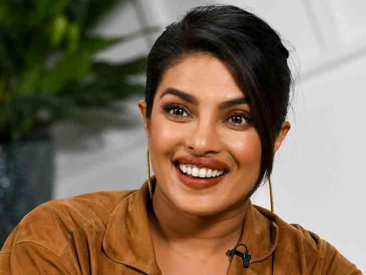 પ્રિયંકા ચોપરા બાફ્ટા અવોર્ડ્સની પ્રેઝેન્ટર, ઓસ્કર અવોર્ડ્સનું હાલમાં જ નોમિનેશનની જાહેરાત કરી હતી|બોલિવૂડ,Bollywood - Divya Bhaskar