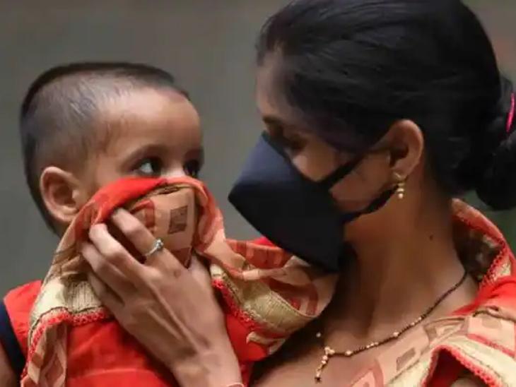 બે નવજાત શિશુ સહિત 12 બાળક કોરોનાગ્રસ્ત, બે બાળક ઓક્સિજન પર, અમદાવાદ સિવિલમાં સારવાર હેઠળ|અમદાવાદ,Ahmedabad - Divya Bhaskar