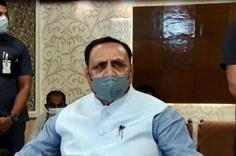 સી.આર પાટીલે ઇન્જેક્શનની વ્યવસ્થા ક્યાંથી કરી, એ વિશે તેમને પૂછો, સરકારમાંથી એકપણ ઇન્જેક્શન અમે આપ્યું નથી: રૂપાણી અમદાવાદ,Ahmedabad - Divya Bhaskar