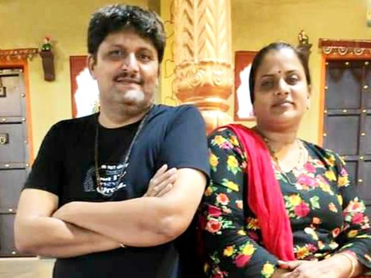 ગોંડલમાં દંપતીને એક દિવસના અંતરે કોરોના ભરખી ગયો, પુત્ર-પુત્રીએ માતા-પિતાની છત્રછાયા ગુમાવી|રાજકોટ,Rajkot - Divya Bhaskar