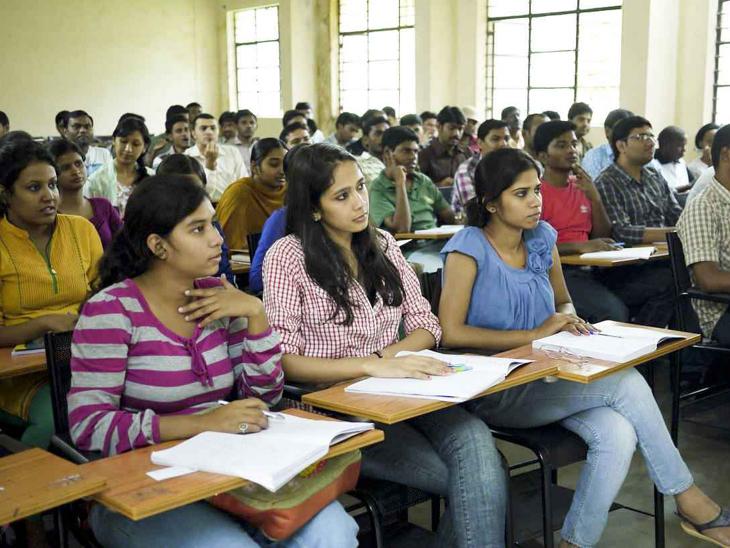રાજ્યની તમામ સરકારી અને ખાનગી કોલેજોમાં 30 એપ્રિલ સુધી ઓફલાઈન શિક્ષણ બંધ, ઓનલાઈન શિક્ષણ ચાલુ રાખી શકાશે|અમદાવાદ,Ahmedabad - Divya Bhaskar