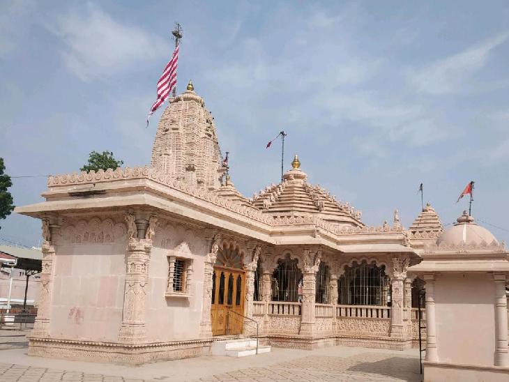 ચૈત્રિ નવરા6ી દરમિયાન માતાના મઢનું આશાપુરા માતાજીનું મંદિર બંધ રાખવાનો નિર્ણય