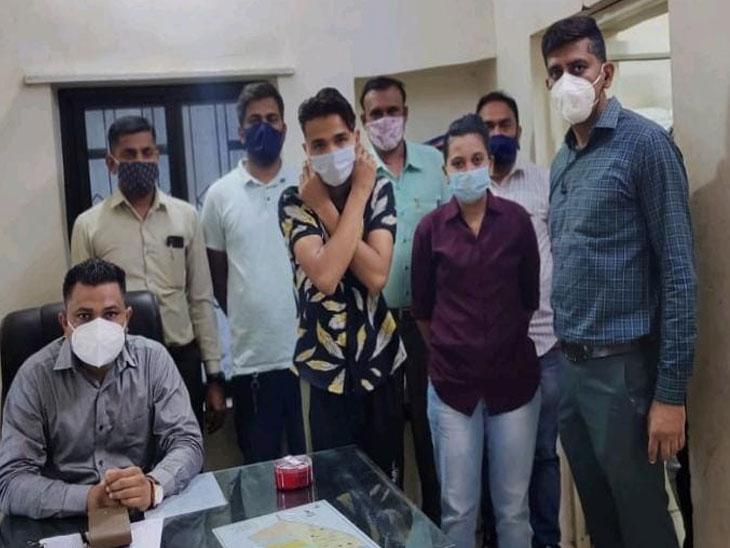 કોરોના દર્દીના મૃત શરીર પરથી સોનાના દાગીનાની ચોરી કરનાર ઝડપાયો, સિવિલમાં ડેડબોડી પેકીંગનું કામ કરતો હતો અમદાવાદ,Ahmedabad - Divya Bhaskar