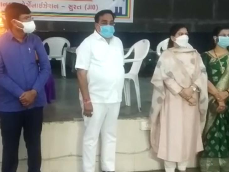 ઈન્જેક્શન મુદ્દે કોંગ્રેસે કહ્યું, 'કોર્ટમાં જઈશુ', પાટીલે કહ્યું 'ધમકી આપવાનું બંધ કરો'|સુરત,Surat - Divya Bhaskar