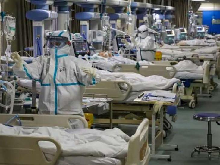 અમદાવાદ, સુરત, સુરેન્દ્રનગર, વડોદરાના કોવિડના દર્દીઓનો સારવાર માટે વડનગર તરફ ધસારો વધ્યો|વડનગર,Vadnagar - Divya Bhaskar