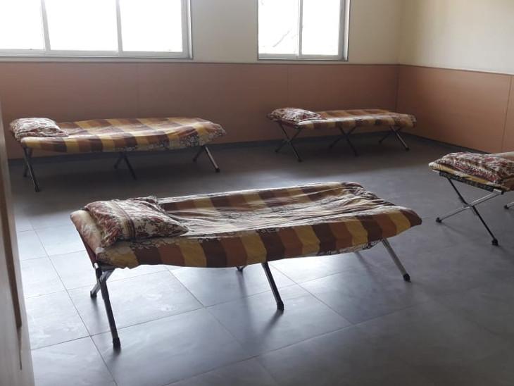 અમદાવાદમાં પોઝિટિવ દર્દીઓનાં સગાંઓને આનંદ નિકેતન સ્કૂલ કેમ્પસમાં રાખશે; 400 લોકોની રહેવા-ખાવાની વ્યવસ્થા નિ:શુલ્ક અમદાવાદ,Ahmedabad - Divya Bhaskar