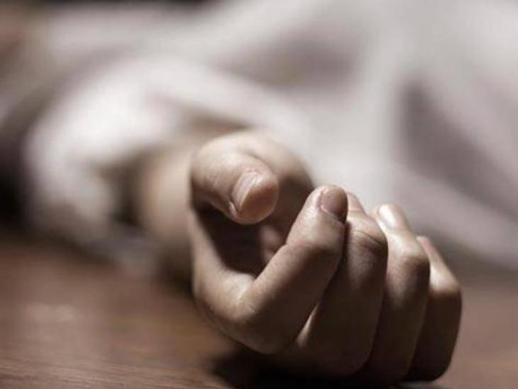 સુરતના ડિંડોલીમાં ઘરે જમવાનું નહીં બનાવતા 45 વર્ષીય પ્રેમીએ 65 વર્ષની પ્રેમિકાની હત્યા કરી, 22 વર્ષથી લિવ ઇનમાં રહેતા હતા|સુરત,Surat - Divya Bhaskar