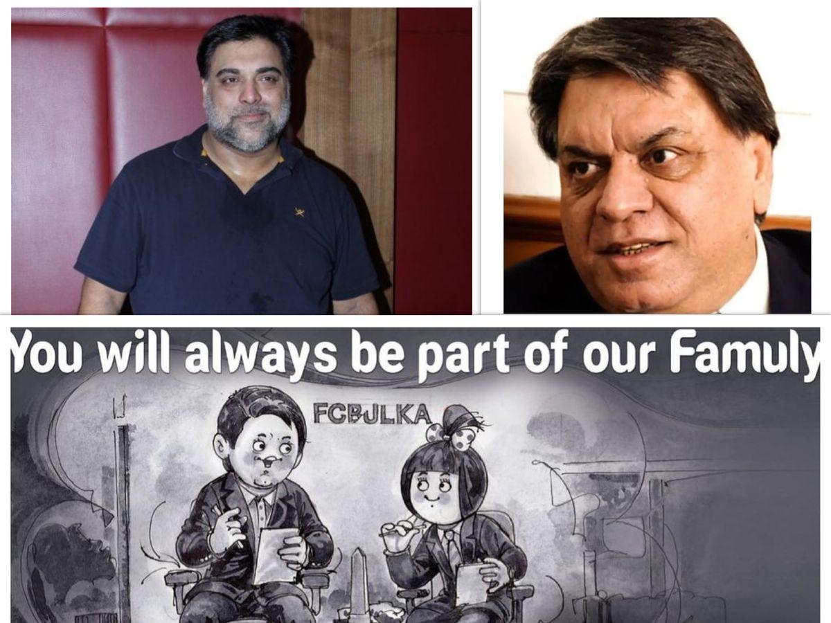 કેન્સરને લીધે રામ કપૂરના પિતા અનિલ કપૂરનું અવસાન, 'અમૂલ ધ ટેસ્ટ ઓફ ઇન્ડિયા' પંચલાઈન બિલીએ આપી હતી ટીવી,TV - Divya Bhaskar
