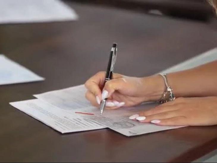 પ્રેમ લગ્ન કરનારી યુવતીને ઓફિસ પતિના નામે કરવાનું કહી સાસરીયાએ ડિવોર્સ પેપર પર સહી કરાવી લીધી|અમદાવાદ,Ahmedabad - Divya Bhaskar