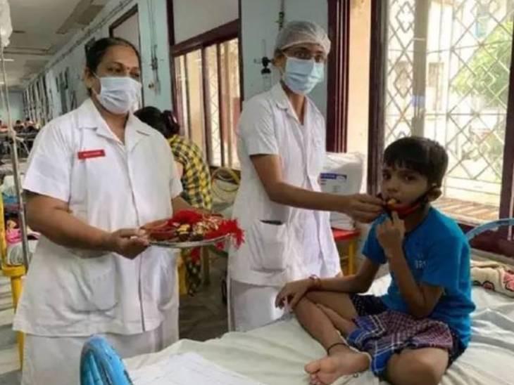 અમદાવાદમાં બાળકોને કોરોનાના સંક્રમણથી બચાવવા શું કરવું જોઈએ તેના માર્ગદર્શન માટે વેબિનાર યોજાયો અમદાવાદ,Ahmedabad - Divya Bhaskar