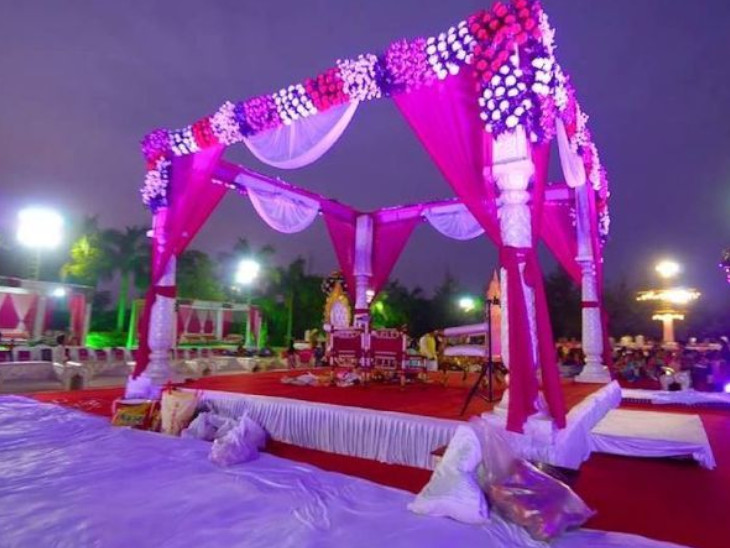 સુરતમાં કોરોનાથી 9 હજાર લગ્ન અટક્યા, ઈવેન્ટ મેનેજમેન્ટ કંપનીઓને 200 કરોડનું નૂકસાન, 30 હજાર લોકો બેરોજગાર|સુરત,Surat - Divya Bhaskar