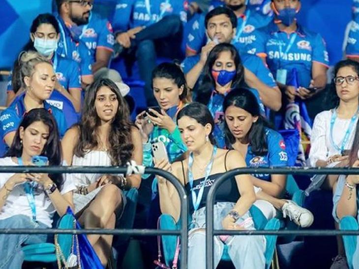 MIની હારથી રોહિત-હાર્દિકની પત્નીઓ નિરાશ, બુમરાહ IPLમાં 25 નો બોલ ફેંકનારો પહેલો બોલર બન્યો|IPL 2021,IPL 2021 - Divya Bhaskar