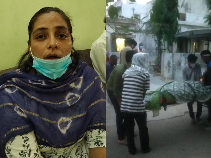 કોરોનામાં સ્વજનો સાથ છોડી ગયા ત્યારે માનવતા મહેકી ઉઠી, ક્યાંક વૃદ્ધ દર્દીઓની પરિવારની જેમ સેવા તો ક્યાંક દિવસ-રાત ટીફીનો બન્યા|અમદાવાદ,Ahmedabad - Divya Bhaskar
