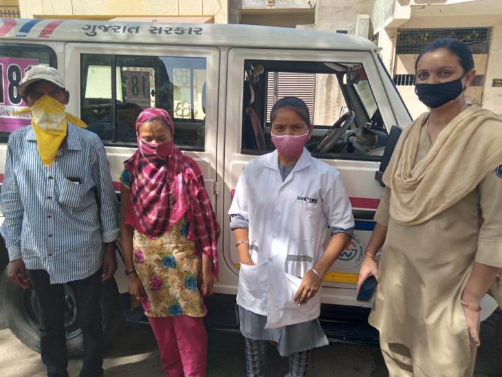 સગીરા જામખંભાળિયાથી રાજકોટ આવી, યુવકે કહ્યું, 'મેં ક્યાં મળવાનું કહ્યું તુ': પરિવારને સોંપાઇ રાજકોટ,Rajkot - Divya Bhaskar