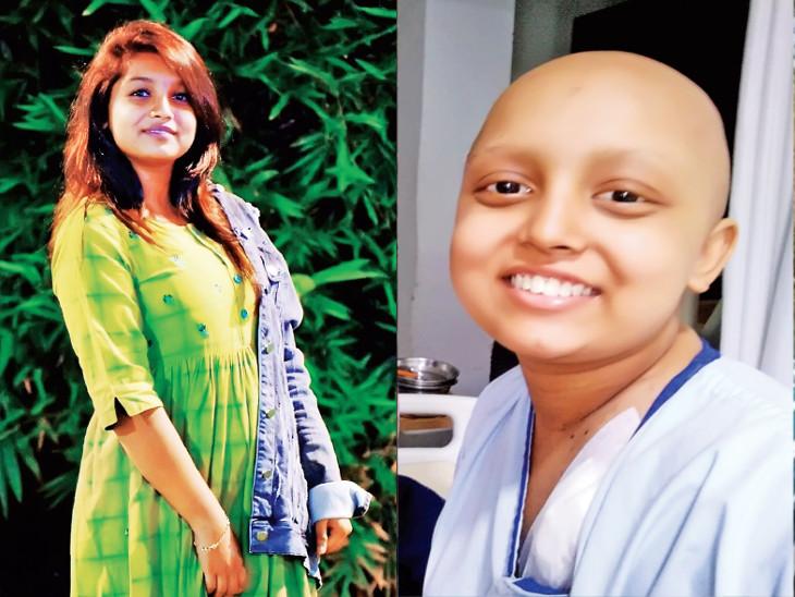 પહેલાં કેન્સર પછી કોરોના ત્રાટક્યો, બન્ને હંફાવી ચૂકી છે વડોદરાની કિશોરી|વડોદરા,Vadodara - Divya Bhaskar