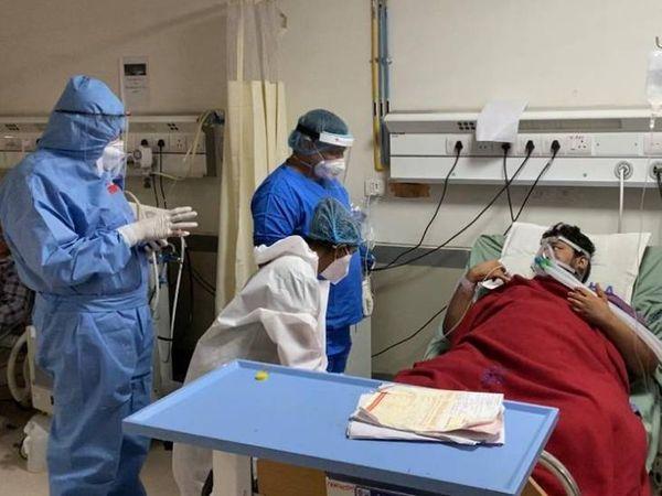 દર્દીઓને હોસ્પિટલમાં બેડ મળી જાય પણ ઓક્સિજન નથી મળતો