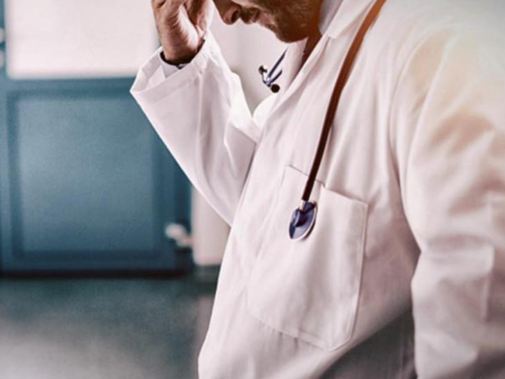 'સિવિલમાં દર્દીઓ સામે ડોક્ટરોનો સ્ટાફ ખૂબ ઓછો છે, નેતાઓના વાંકે દંડાય છે પ્રજા અને હોસ્પિટલ તંત્ર'|અમદાવાદ,Ahmedabad - Divya Bhaskar
