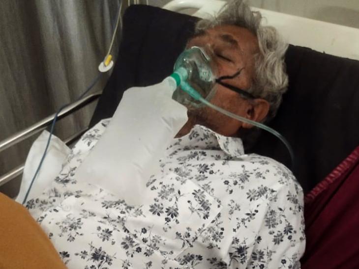 સૌરાષ્ટ્રમાં સ્થિતિ ખૂબ ગંભીર, લોકો સારવાર માટે 20-20 હજારના એમ્બ્યુલન્સના ભાડા કરી પહોંચે છે સુરત|સુરત,Surat - Divya Bhaskar