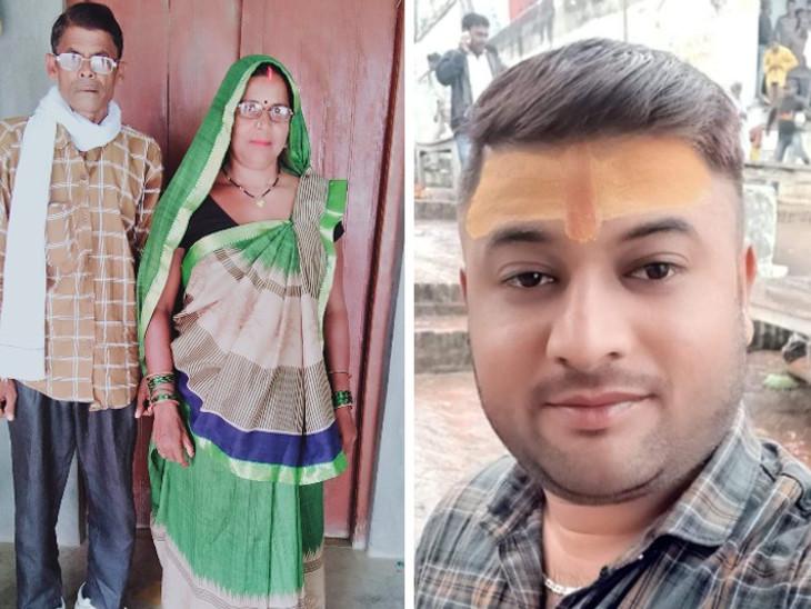 સુરતમાં 80 ટકા ફેફસાંના ઇન્ફેક્શન સાથે આવેલા યુવાનને 34 દિવસમાં સાજો થયો, પરિવાર હિંમત હારી ગયો, પણ પુત્ર જંગ જીતી ગયો સુરત,Surat - Divya Bhaskar