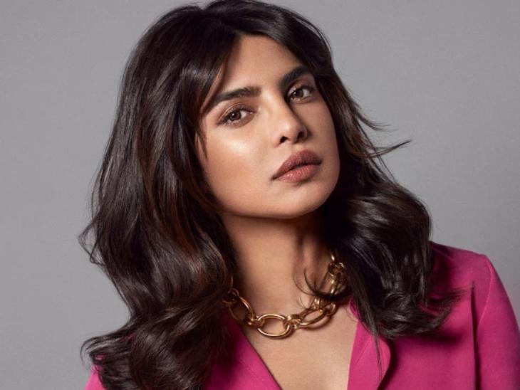 પ્રિયંકા ચોપરાએ કોરોનાથી લડાઈમાં ભારત માટે ફંડરેઝરની શરૂઆત કરી, વિશ્વભરના લોકોને ડોનેટ કરવાનું કહ્યું|બોલિવૂડ,Bollywood - Divya Bhaskar