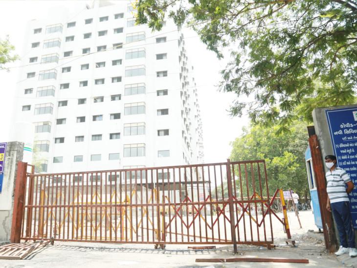 108ના પાઇલટે ગાર્ડને કહ્યું, કોરોના દર્દી છે, ગાર્ડે કહ્યું દાખલ કરવાની ના પાડી છે સુરત,Surat - Divya Bhaskar