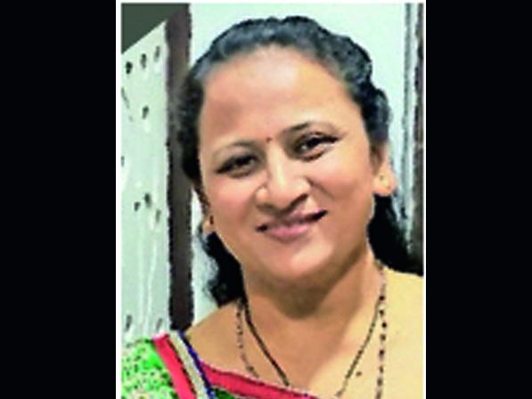 બીનાબેન વૈદ્યની તસવીર. - Divya Bhaskar