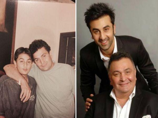 મરતા પહેલા પુત્ર રણબીરના લગ્ન જોવા માગતા હતા રિશી કપૂર, કહ્યું હતું- 'પૌત્ર-પૌત્રીનું મોંઢુ જોઈ લઉં' બોલિવૂડ,Bollywood - Divya Bhaskar