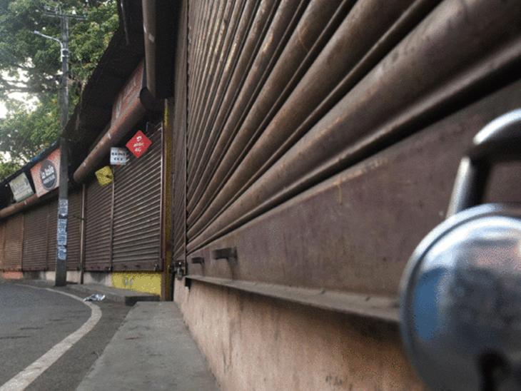 બહુચરાજીમાં લોકડાઉન લંબાવાયું,15 મે સુધી બપોરે 2 વાગ્યા પછી બંધ રહેશે બહુચરાજી,Becharaji - Divya Bhaskar