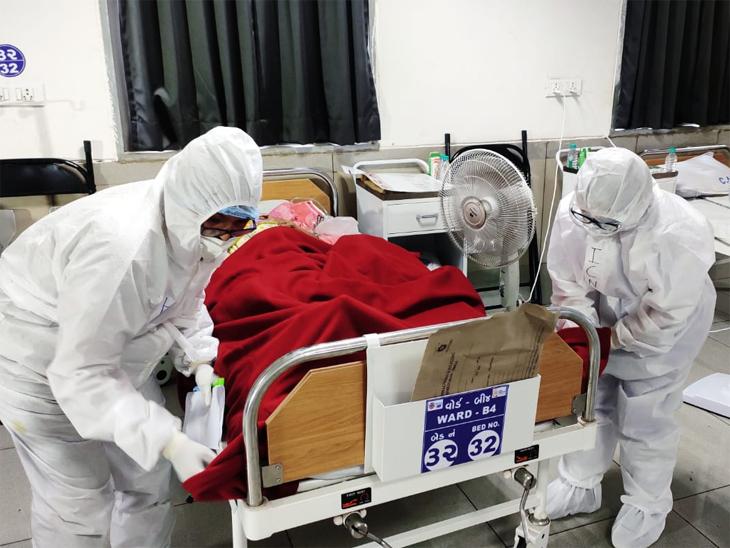 શહેર અને જિલ્લામાં 10 દિવસ બાદ પહેલીવાર 5 હજારથી ઓછા કેસ, 27ના મોત અને 3510 દર્દી સાજા થયા|અમદાવાદ,Ahmedabad - Divya Bhaskar