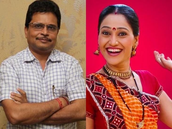 દિશા વાકાણી ક્યારે પરત ફરશે તે સવાલ પર અસિત મોદીએ કહ્યું, હવે તો લાગે છે કે મારે જ દયાબેન બની જવું જોઈએ ટીવી,TV - Divya Bhaskar