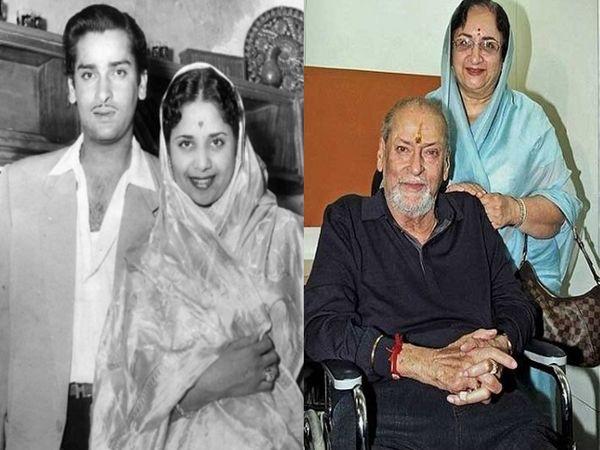 34 વર્ષની ઉંમરમાં પહેલી પત્નીનું અવસાન થયું હતું, બે બાળકો માટે નીલા દેવી સાથે આ શરત પર બીજા લગ્ન કર્યા હતા|બોલિવૂડ,Bollywood - Divya Bhaskar