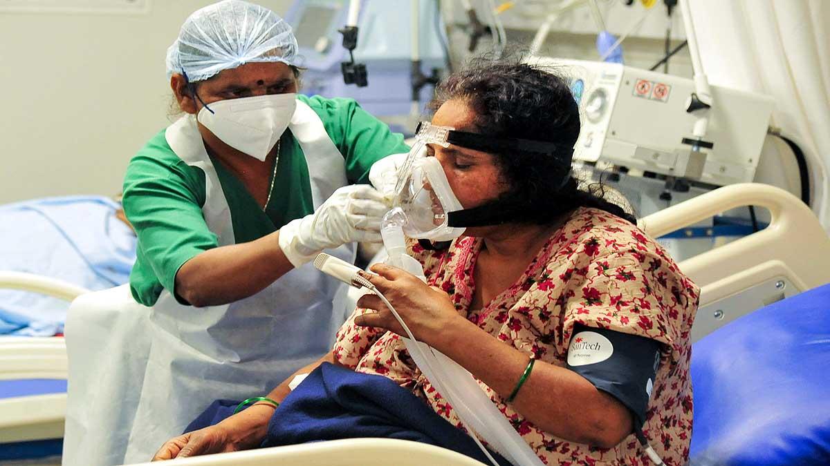 ભારતમાં મળ્યો કોરોનાનો નવો 'AP સ્ટ્રેન, 15 ગણું વધુ સંક્રમણ ફેલાવી રહ્યો છે, તેનાથી લોકો 3થી 4 દિવસમાં બીમાર થઈ જાય છે|ઈન્ડિયા,National - Divya Bhaskar