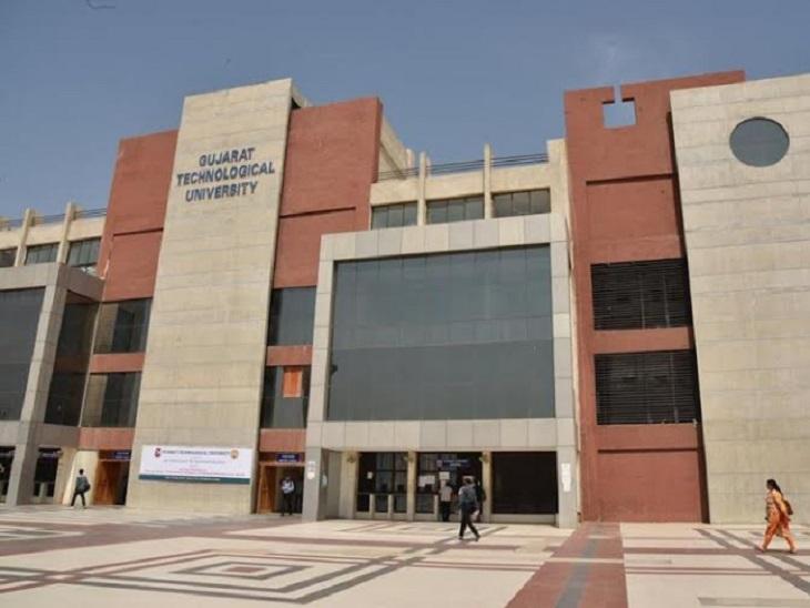 કોરોનાને કારણે મોકૂફ રખાયેલી GTUની ફાઈનલ પરીક્ષા આજથી શરૂ, પહેલા દિવસે 99% થી વધુ વિદ્યાર્થીઓ ઓનલાઈન પરીક્ષા આપી|અમદાવાદ,Ahmedabad - Divya Bhaskar