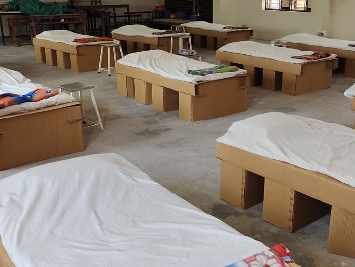 ડભોઈ અને શિનોરમાં કોવિડ કેર સેન્ટર શરૂ|વડોદરા,Vadodara - Divya Bhaskar