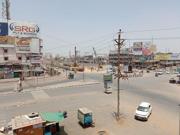 રાજ્ય સરકારે ગુજરાતનાં વધુ 9 શહેરમાં રાત્રિ કર્ફ્યૂ અમલી બનાવ્યો હતો