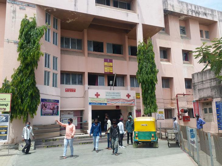 ધોરાજીની સિવિલ હોસ્પિટલમાંથી 184 દર્દીએ કોરોનાને મ્હાત આપી સ્વસ્થ થયા|ધોરાજી,Dhoraji - Divya Bhaskar