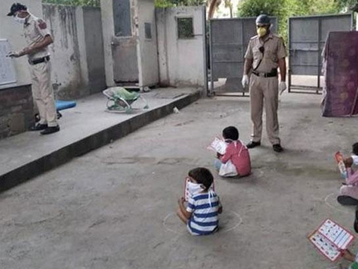 કોરોનામાં છત્ર ગુમાવનાર બાળકોની કાયદાકીય જોગવાઇ મુજબ સારસંભાળ લેશે, ત્યજેલું બાળક દેખાય તો હેલ્પલાઇન પર ફોન કરો|વડોદરા,Vadodara - Divya Bhaskar