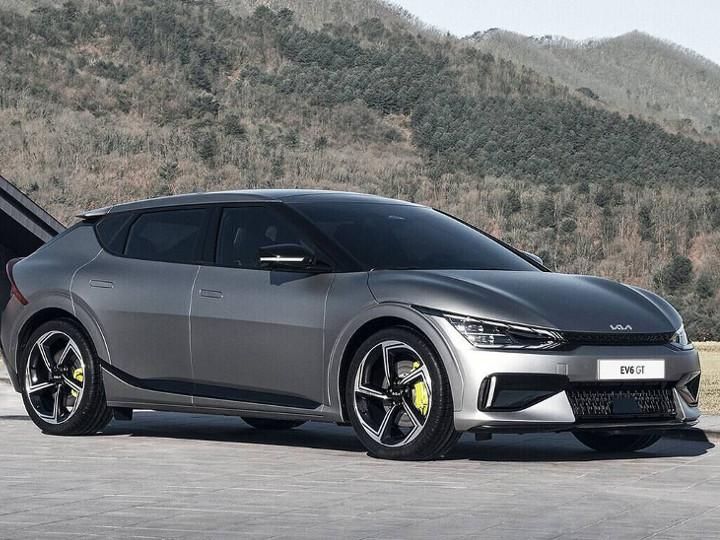 કિઆએ EV6 ઇલેક્ટ્રિક કાર લોન્ચ કરી, ફુલ ચાર્જ થયા પછી કાર 510 કિમી સુધીનું અંતર કાપી શકશે|ઓટોમોબાઈલ,Automobile - Divya Bhaskar